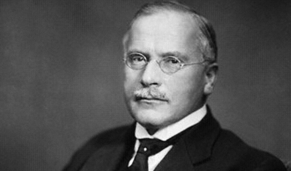 10 citations de Carl Gustav Jung